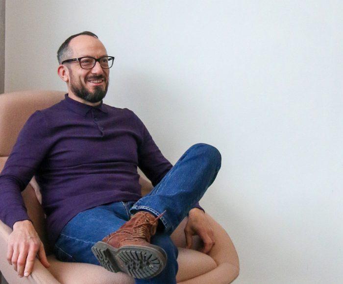 Andy Stratford, Managing Directro at FutureEverything