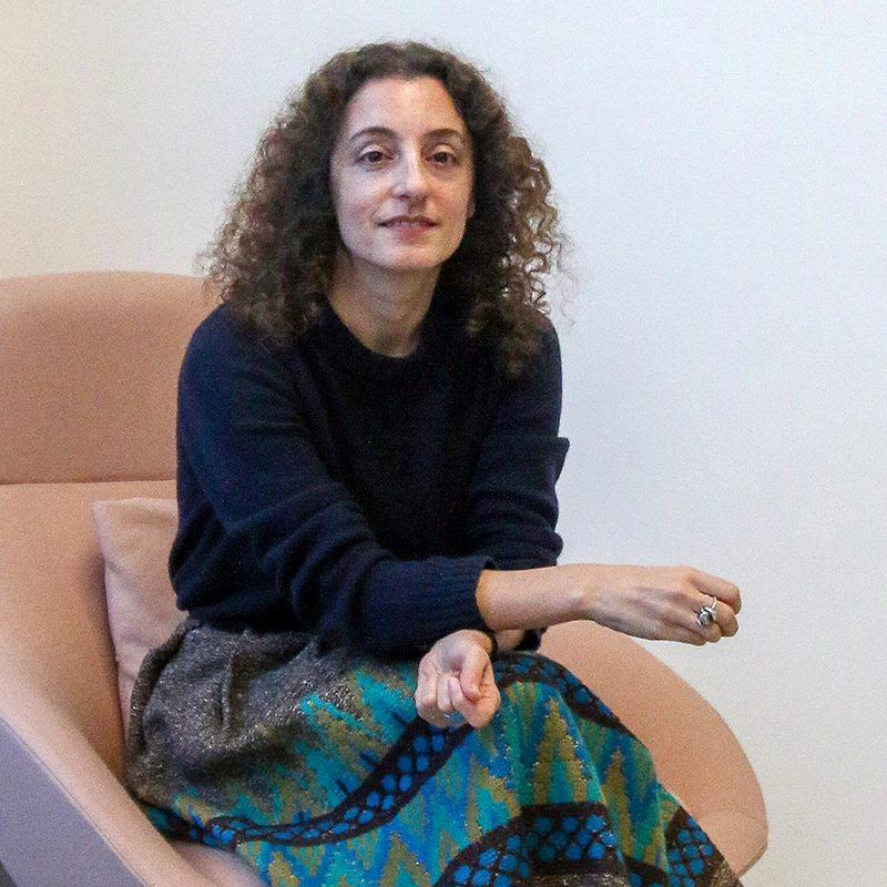 Irini Papadimitriou, Creative Director of FutureEverything